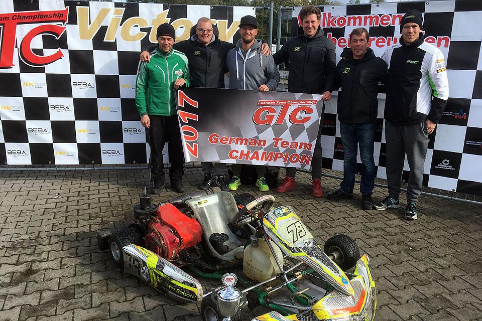 Finale Furioso beim GTC 12h Rennen in Wittgenborn