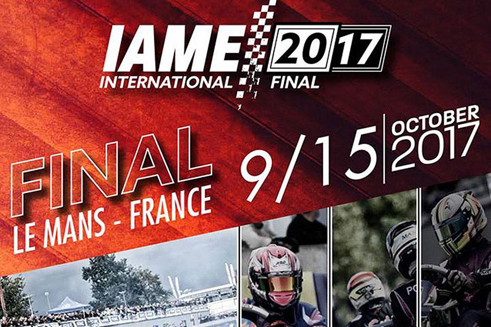 IAME International Finals versprechen viel Spannung