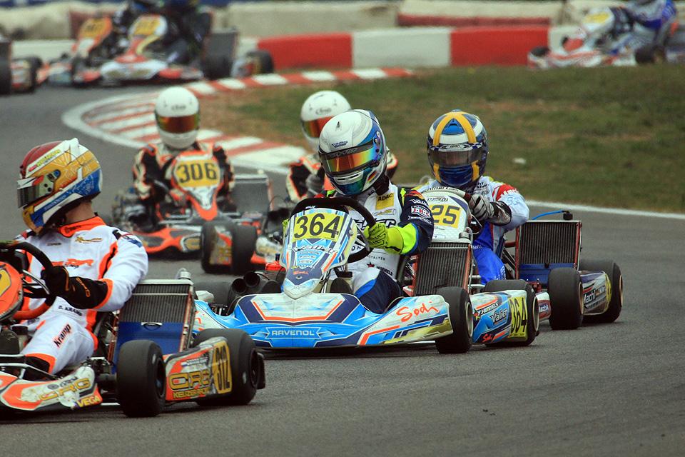 Valier Motorsport beim DKM-Finale in Italien