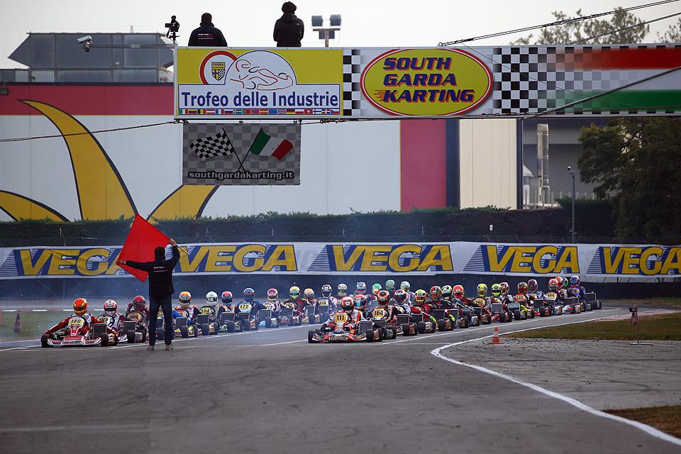 Entscheidungen in der Trofeo delle Industrie gefallen