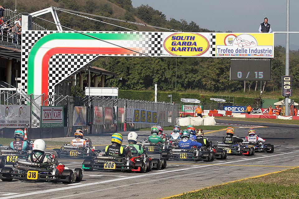 Teilnehmerrekord bei Trofeo delle Industrie