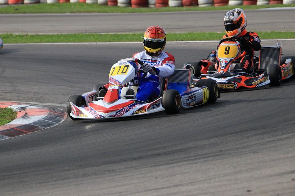 Mach1 Motorsport mit starkem Abschluss im ADAC Kart Masters