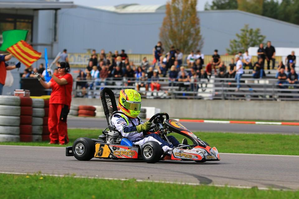ADAC Kart Masters: Lilly Zug verteidigt Ladies Cup