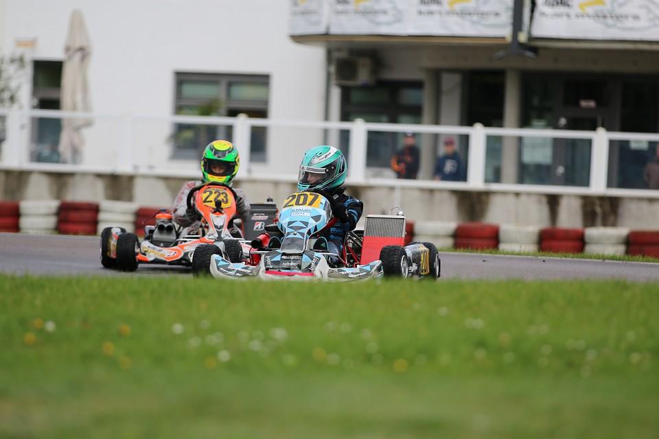 Bundesendlauf-Podium für Solgat Motorsport