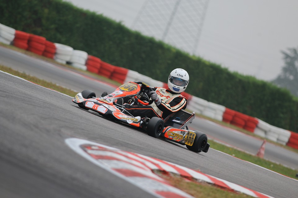 RS Motorsport reiste mit Fahrer-Duo zum DKM-Finale