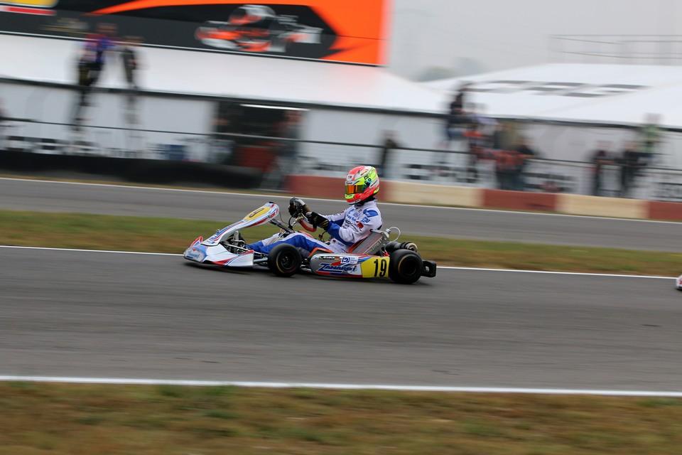 Luca Maisch wird in DKM-Rookiesaison Achter