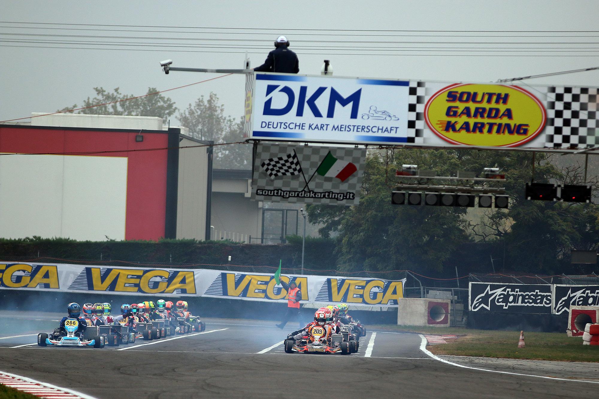 Deutsche Kart Meisterschaft Lonato