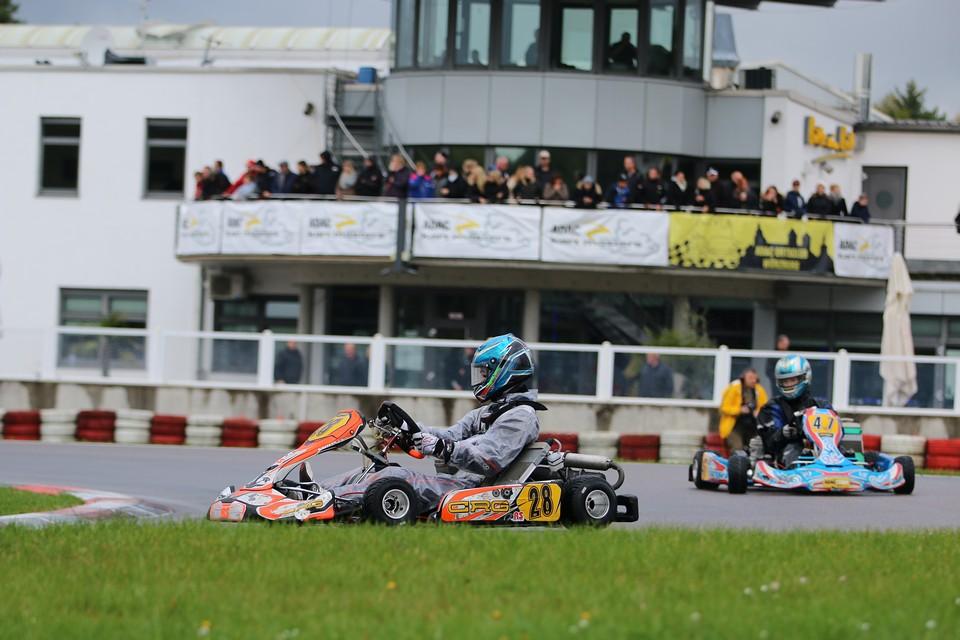 RS Motorsport mit guter Bundesendlauf-Performance