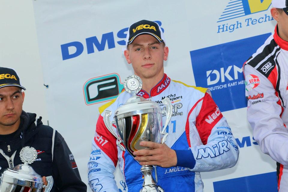 Mach1 Motorsport erkämpft sich DSKC-Vizemeisterschaft