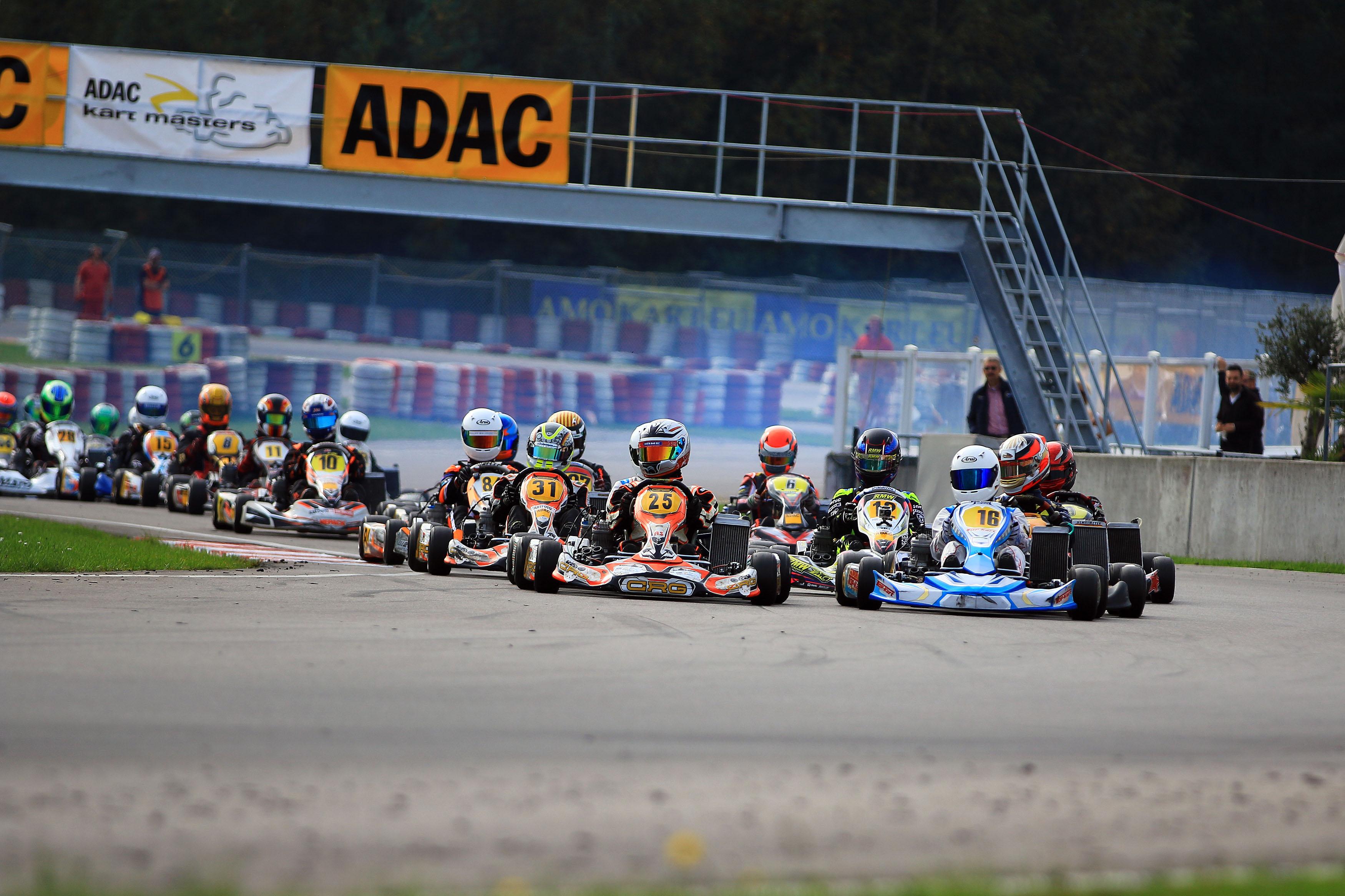ADAC Kart Bundesendlauf zu Gast in Wackersdorf