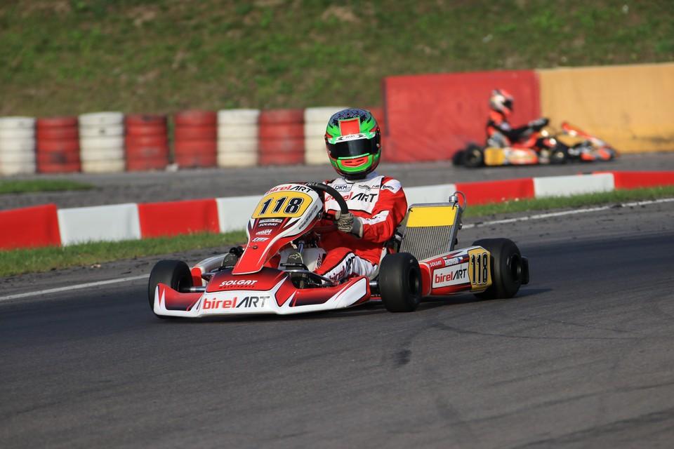 Solgat Motorsport überzeugt mit Top-Speed in Wackersdorf