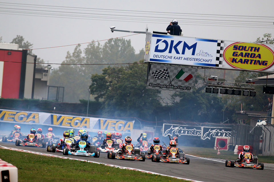DKM-Champions beim Finale in Italien gekürt