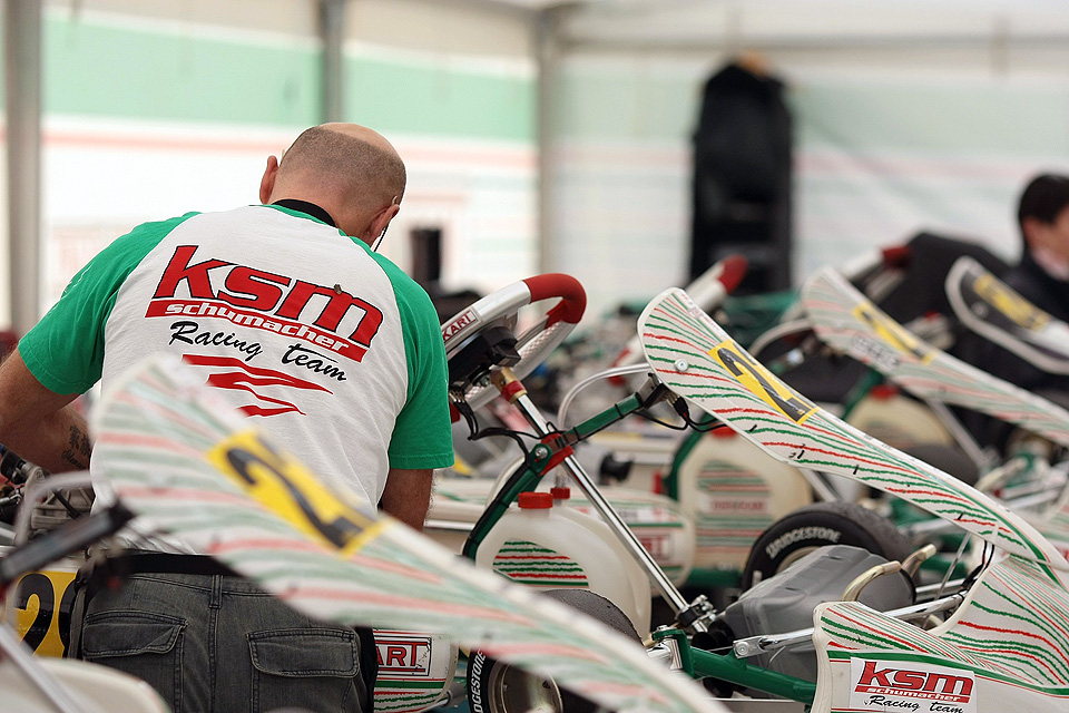 Pre-Final-Sieg für KSM beim Final Cup