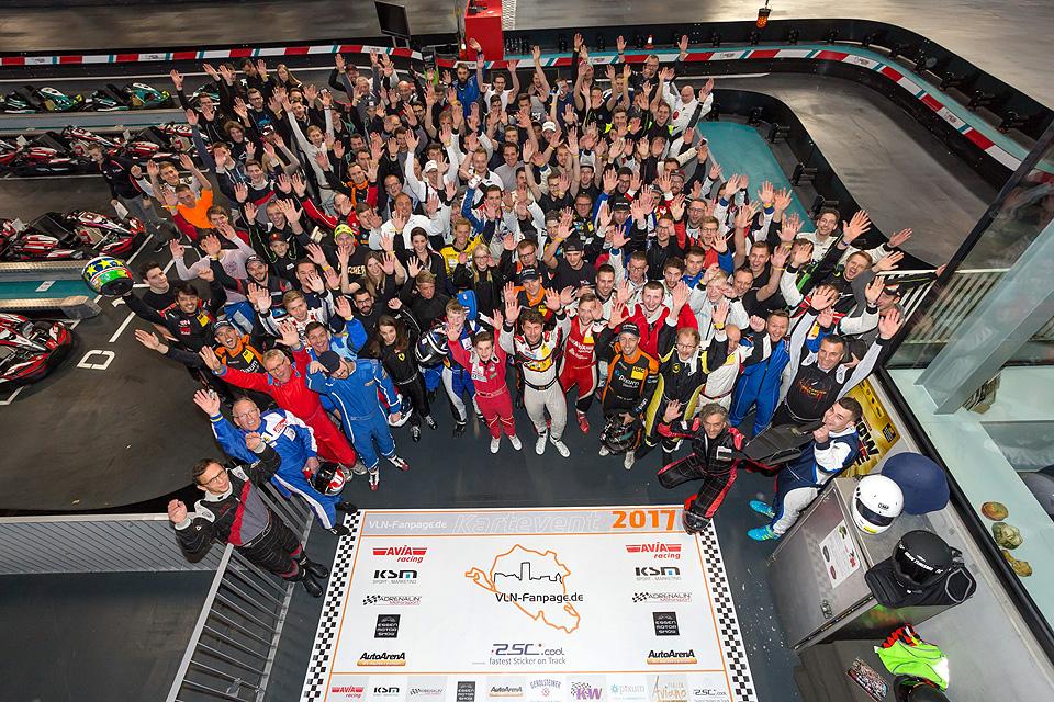 VLN-Fanpage Kartevent feiert ein erfolgreiches 10-jähriges Jubiläum