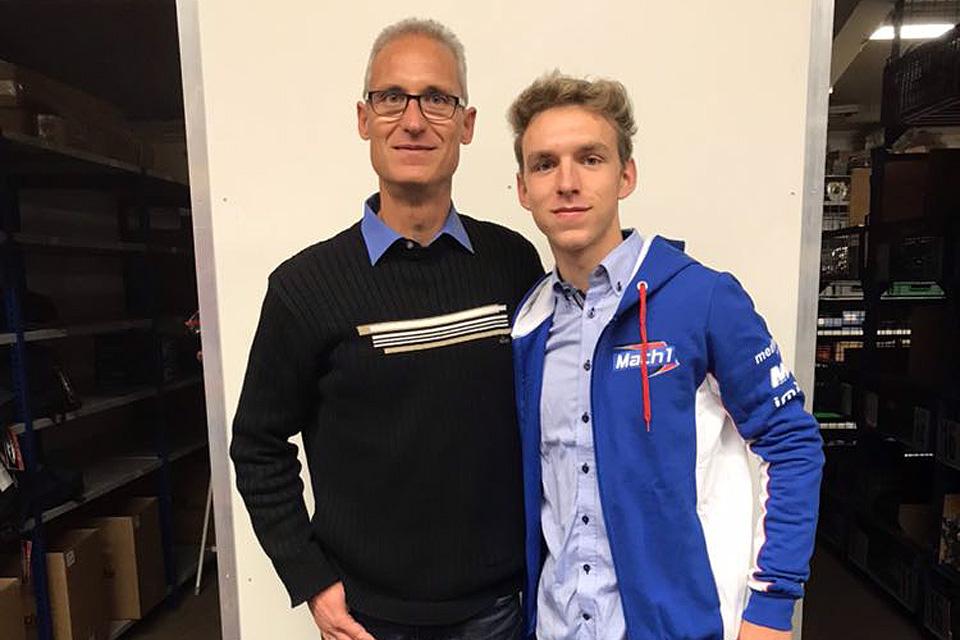 Tim Tröger wechselt zu Mach1 Motorsport
