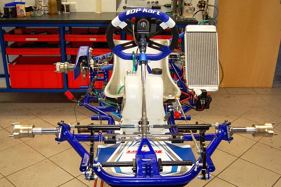 Dischner Kartsport bietet Mechanikerlehrgänge im Dezember