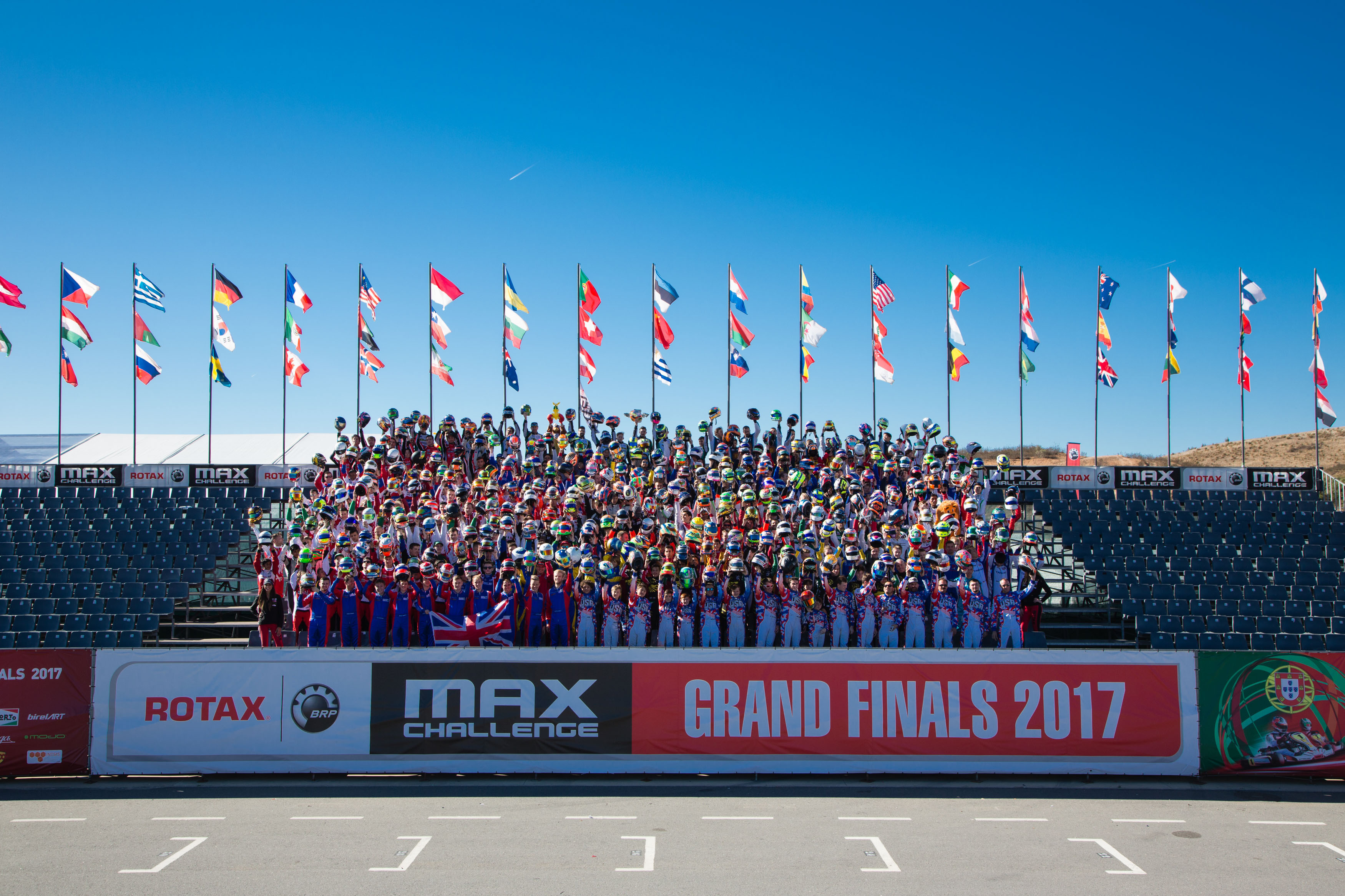 Zweimal Top-Fünf für Deutschland bei den ROTAX Grand Finals