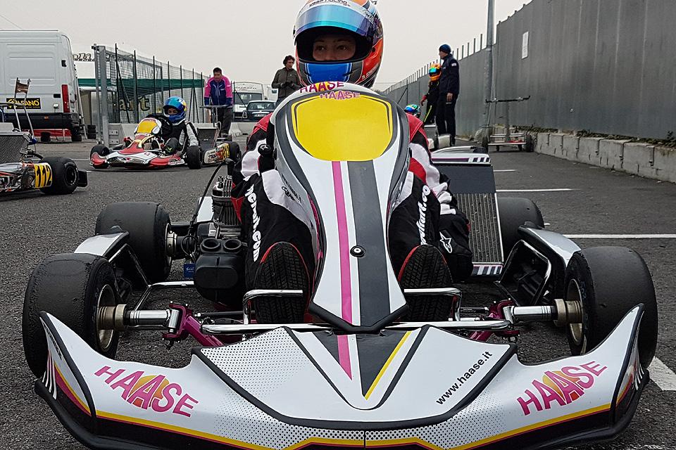 HAASE Kart back in Germany