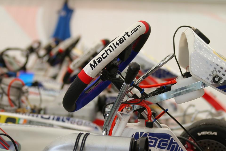 """Mach1 Kart stellt """"live"""" neue Chassis vor"""