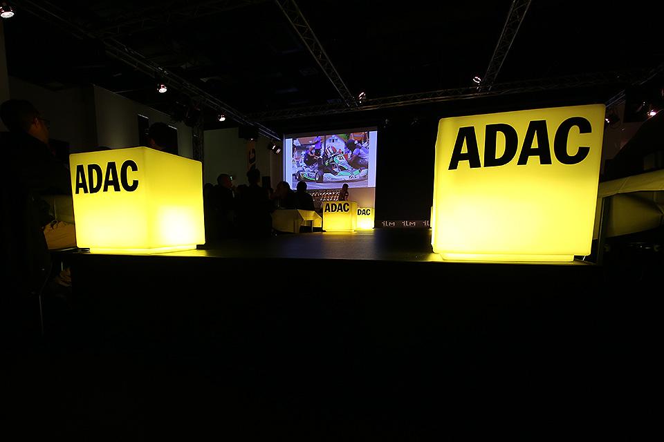 ADAC Kart Masters Siegerehrung