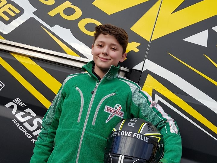 Julien-Noel Rehberg wechselt zu RMW Motorsport