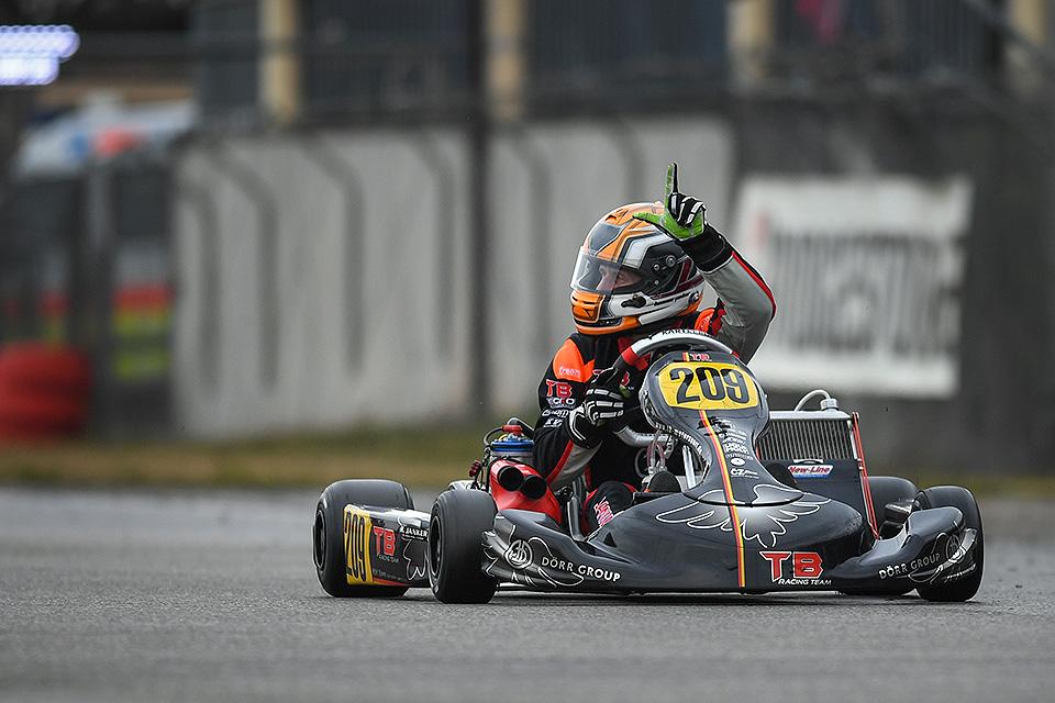 TB Racing Team holt weiteren starken Sieg