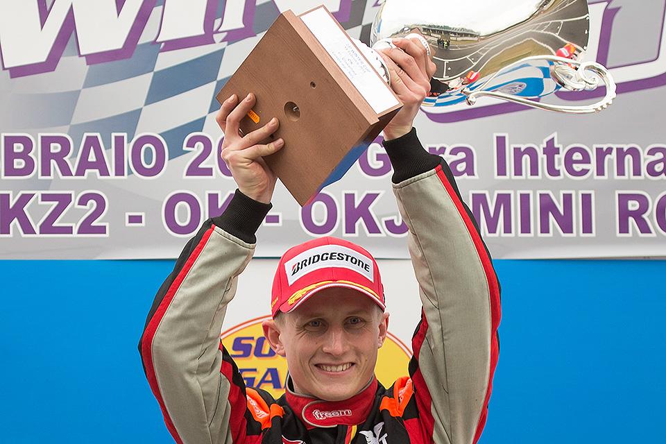 Nächster Sieg für Hannes Janker in Italien