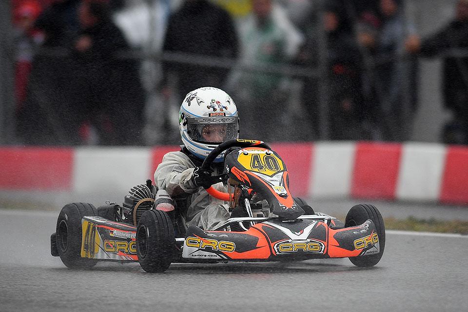 RS Motorsport-Rookie zeigt starke Leistung in Lonato