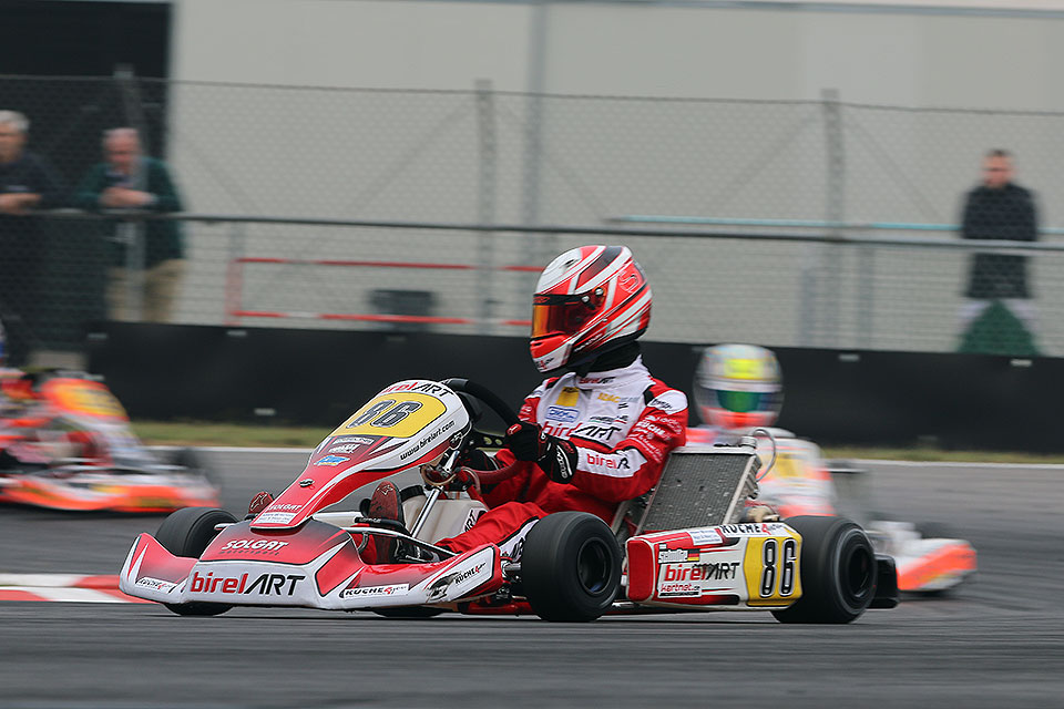 Solgat Motorsport fährt bei Margutti-Trophy in die Top-Ten