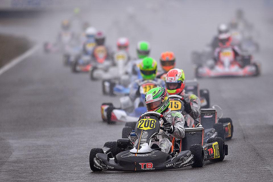 TB Racing Team: Pole-Position und Podium in Lonato
