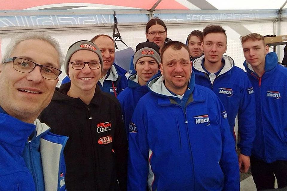 Mach1 Motorsport startet erfolgreich ins Jahr