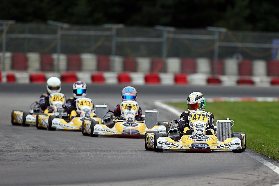 ADAC Kart Academy erleben:  Experience Days im September