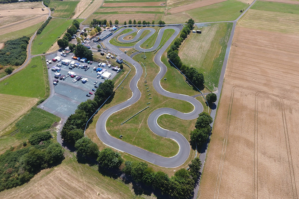 ACV Kart Nationals und Rok Cup Germany begeistern in Oppenrod