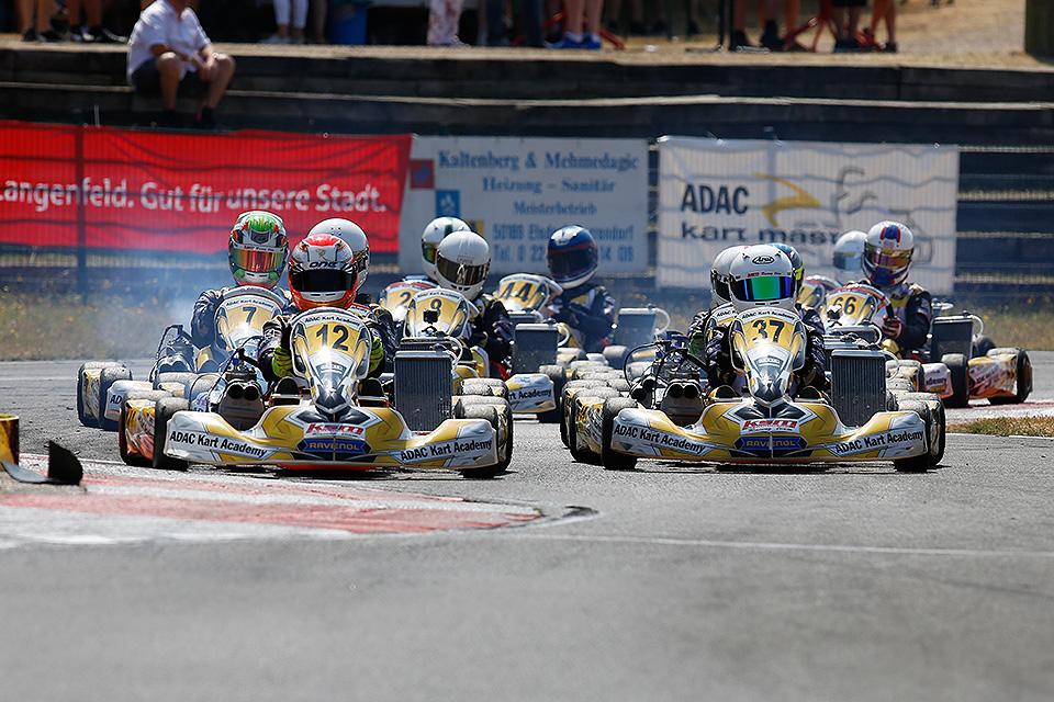 Doppelchampion in der ADAC Kart Academy vorzeitig gekürt