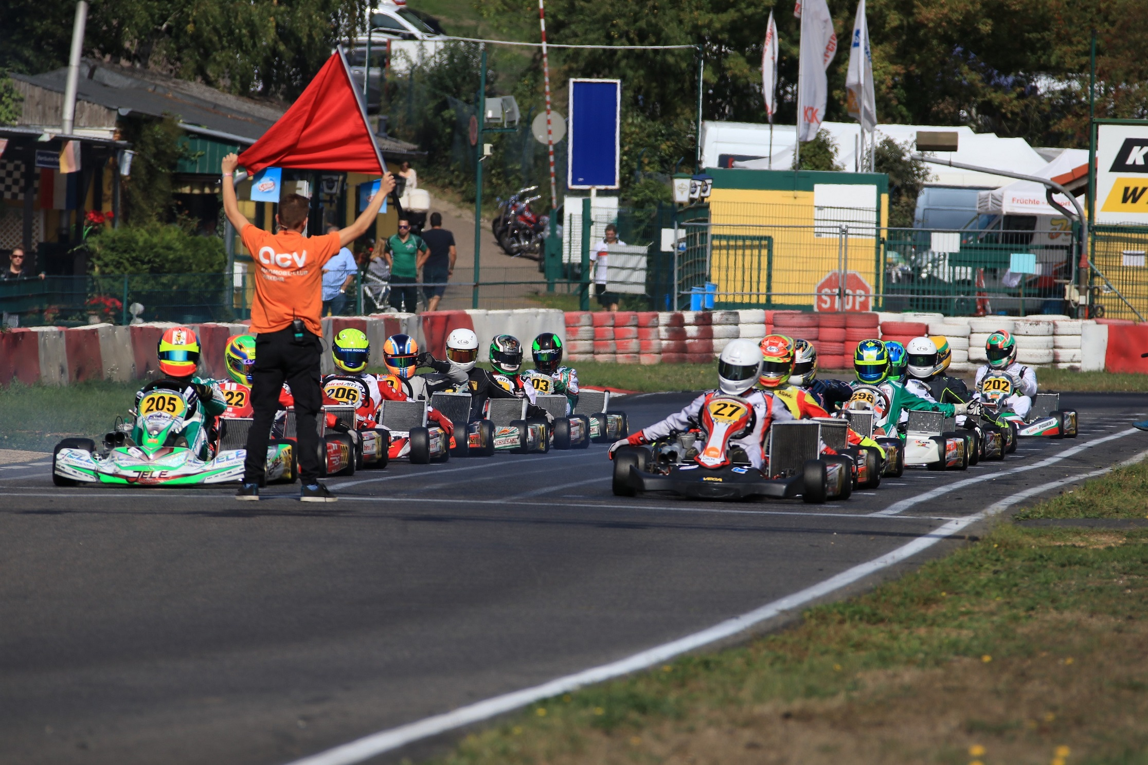 Tag der Entscheidungen bei den ACV Kart Nationals und dem Rok Cup Germany