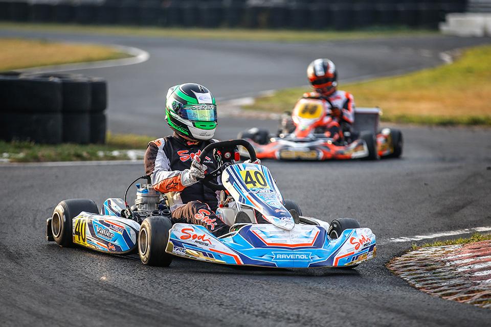 Starker Auftritt von Valier Motorsport  beim ADAC Kart Bundesendlauf