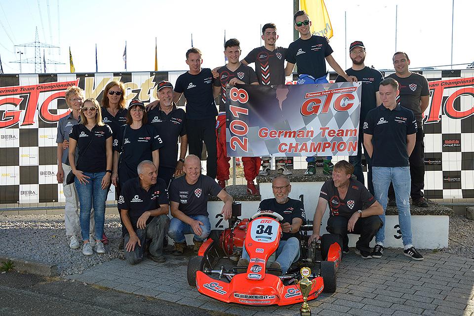 Honda Spirit siegt in Liedolsheim, der MSC Oberflockenbach wird Meister