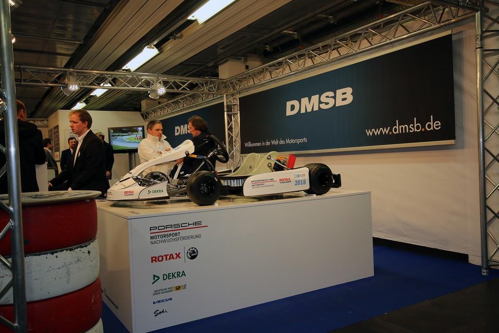 DKM auf der Kartmesse in Offenbach