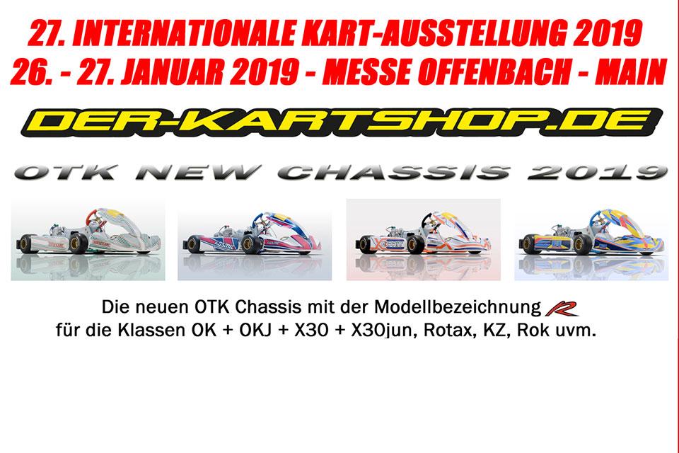 RMW Motorsport auf der IKA in Offenbach