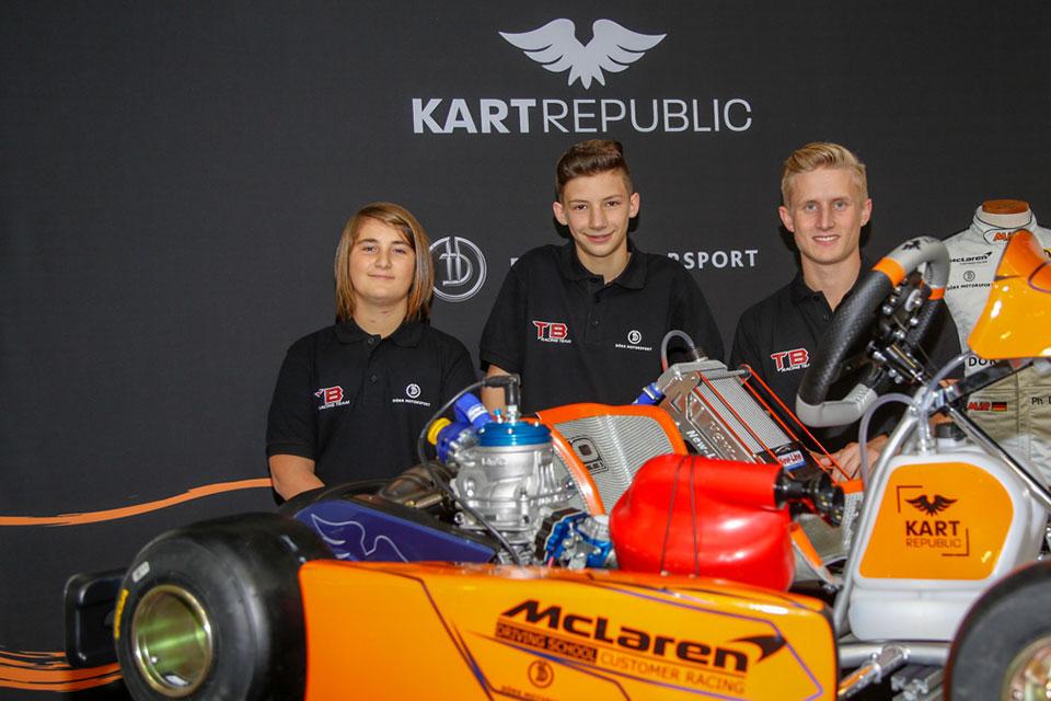 Dörr Motorsport präsentiert  McLaren Customer Racing Driving School