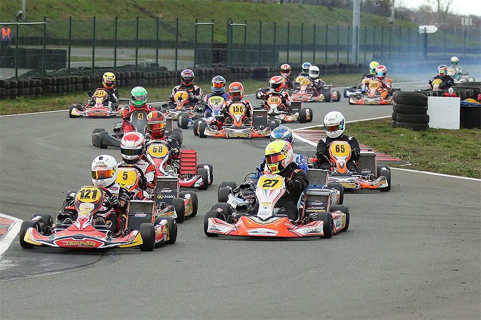 Oschersleben begrüßte Teilnehmer zum Winterpokal