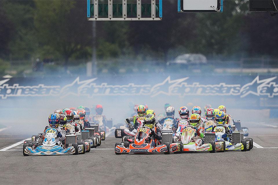 Deutsche Fahrer und Teams in Castelletto erfolgreich