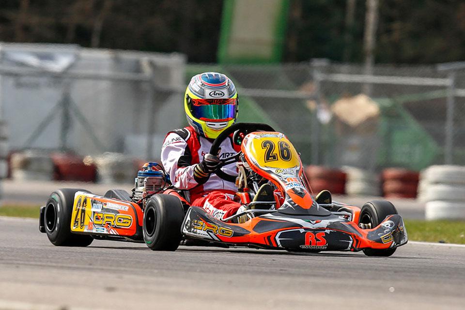 RS Motorsport führt ADAC Kart Cup an