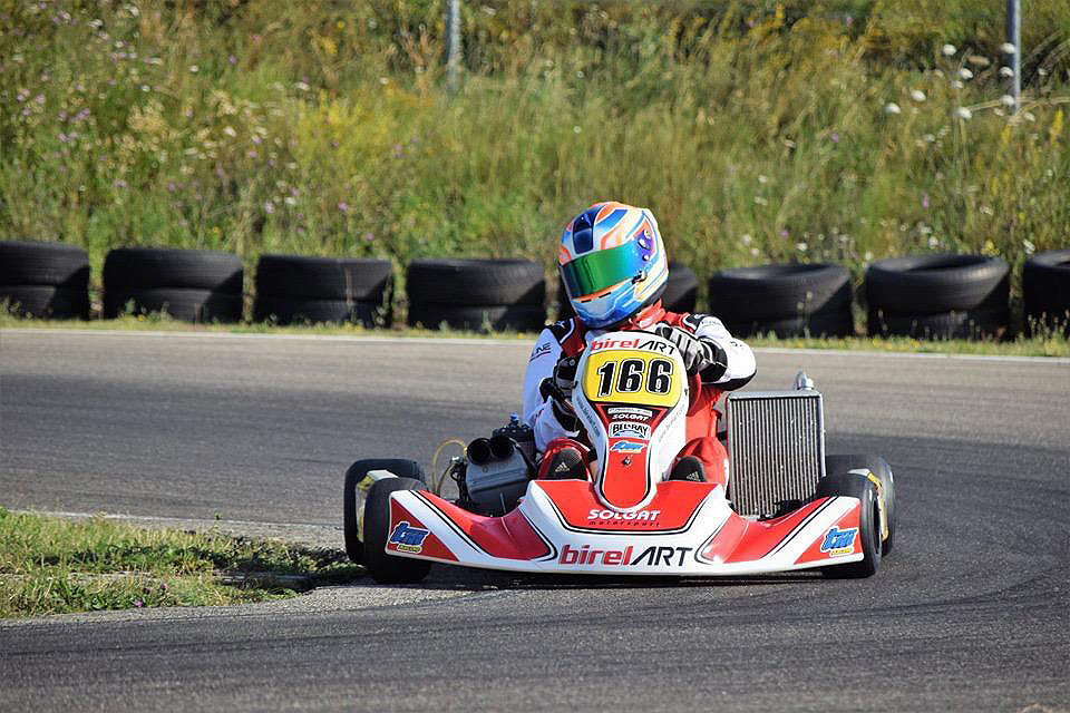 Solgat Motorsport Gentlemen fährt in die Top-Fünf