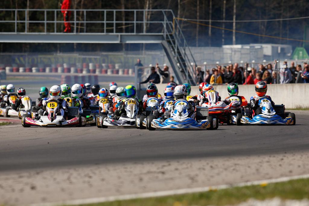 IAME X30 Euro Series startet in Wackersdorf