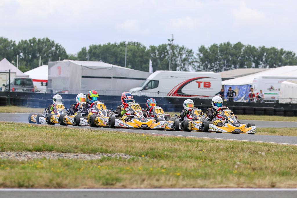 ADAC Kart Academy: Gianni Andrisani auch in Oschersleben ungeschlagen
