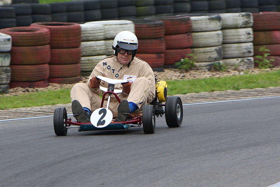 Klassik Kart Meisterschaft geht in Endphase