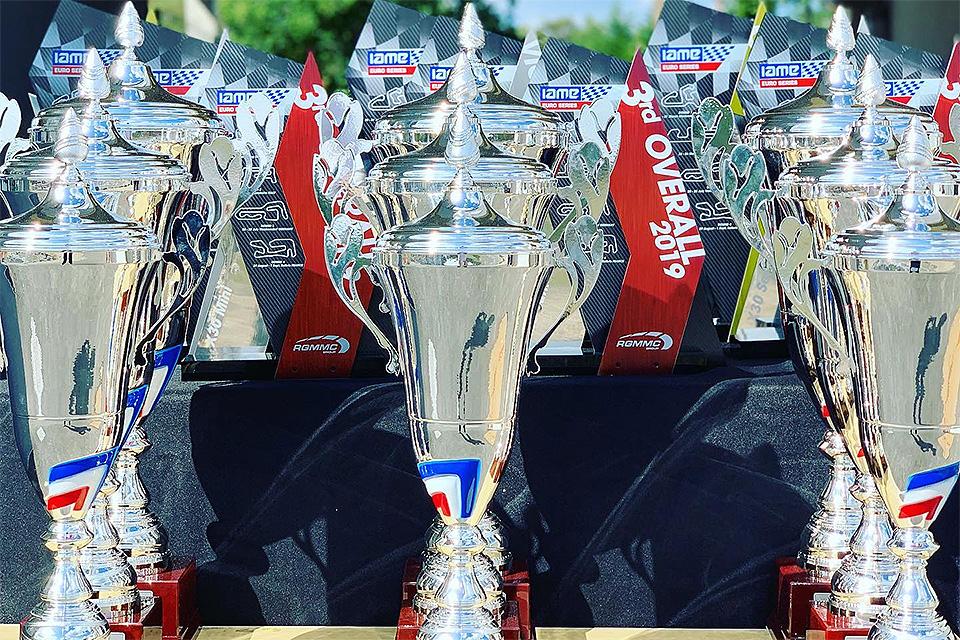 Meister in IAME Euro Series gekürt