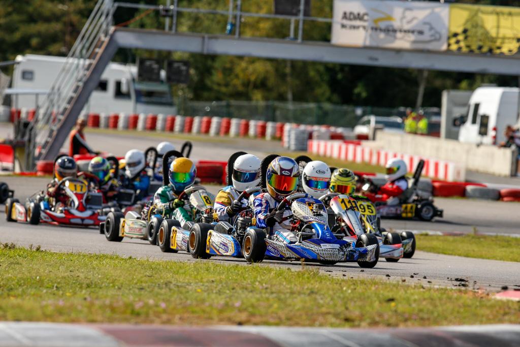 Verlegung der ADAC Kart-Rennen in Wackersdorf