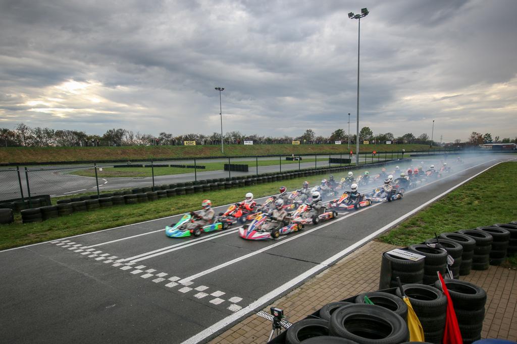 Vier Doppelsieger beim ADAC Kart Bundesendlauf in Oschersleben